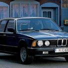 BMW 745i 1980