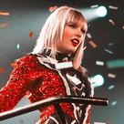 taylor swift red tour icon