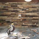 Pallet Wood Walls