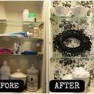 Medicine Cabinet Makeovers