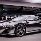 Acura Shows off Updated NSX Concept II