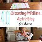 Crossing Midline Activities. 40 Crossing Midline Activities You Can Do At Home