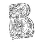 Instant digital download  coloring page for adults and   Etsy