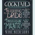 Blushing Bride Drink