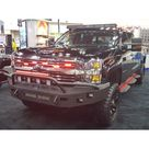 HammerHead 600-56-0411 Low Profile Pre-Runner Front Bumper Chevrolet Silverado 2500/3500 2015-2019