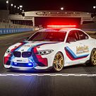 BMW M2 the Official MotoGP Safety Car Video