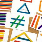Easy Prep Popsicle Stick Projects For Young Children