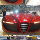 Alfa Romeo Ied Gloria   Geneva Motor Show 2013 I saw this beauty at Geneva. I had to make pictures
