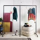 COUTURE - clothes rack with double rail / liebwut - urban interior