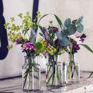 Tischdekoration für die Sommerhochzeit – 2019 - Floral Decor