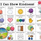 Teaching Kindness with a Free Activity