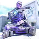 Purple skull trooper pfp