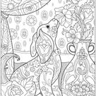 Christmas Coloring Pages - 40 Printable Christmas Coloring Pages for Kids, Boys, Girls, Teens. Christmas Party Activity, Christmas Gift.