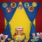 Crayon Birthday Parties