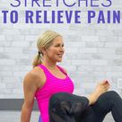 Relief in Minutes   Best Stretches for Sciatica Pain Step by Step Video