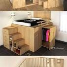 Bedroom Ideas Space Saving