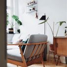 A Relaxed Cologne Home with Mid-Century Vibes