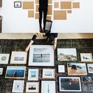 How to Hang a Gallery Wall the Right Way