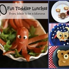 Toddler Lunches