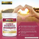 Nature's Lab Gold Cardio Probiotics - 30 Capsules *BOGO SALE*