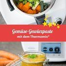 Selbstgemachte Suppenpaste – Rezept für den Thermomix®