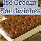 Homemade Ice Cream Sandwich Recipe - A Great Summer Treat!