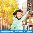 Importance of teaching road safety and traffic rules to children