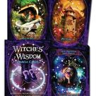 Witches' Wisdom Oracle Kit Deck Cards Set Card Booklet divination magick magic magickal pagan wicca