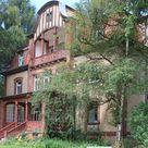 Lost Place Schloss Tannenfeld - vergangene Pracht - Burgdame