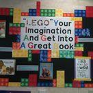 Lego Bulletin Board