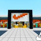 Minecraft Tutorial: How To Make A Nike Store