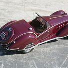1939 Alfa Romeo 6C 2300B Corto Spider in the style of Touring   Arizona 2013   RM Sotheby's