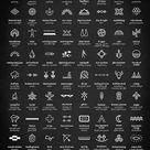 Native American Symbols by Zapista OU