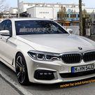 2017 BMW 5 Series M Sport exterior   Rendering