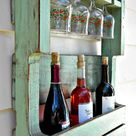 How To Make A Pallet Wine Rack For Your Home   The WHOot