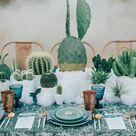 Eclectic Smoke Bomb Wedding Inspiration | Green Wedding Shoes