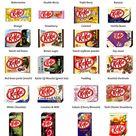 Kit Kat Flavors