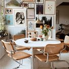 How To Make A Gallery Wall (A Guide To Selecting, Arranging + Hanging Art!)