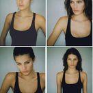 Model Polaroids