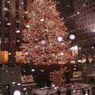 Christmast in new york shared by Mauro on We Heart It