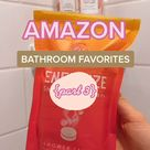 Amazon Bathroom Favorites | Amazon Must-Haves