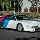 4k Mile 1980 BMW M1 AHG
