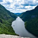 Adirondack Mountains Hike: Indian Head & Rainbow Falls - Lyssy in the City