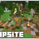 Campsite Map Minecraft (by Cubecraft Games)