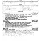Resume Examples Delivery Driver 2021