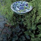 Mosaic Garden Art