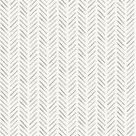 Pick-Up Sticks Grey Geometric Paper Pre-Pasted Strippable Wallpaper Roll (Covers 56 Sq. Ft.)