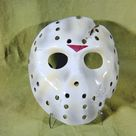 Friday The 13th, Jason Hockey Mask, Very Detailed Collectable, Wearable