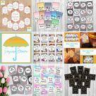 IVF Milestone Cards / digital gift ideas / medical journey /   Etsy
