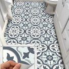 Tile Sticker Kitchen, bath, floor, wall Waterproof & Removable Peel n Stick A78Q